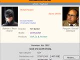 Movie Business 2 - Cult Movie Batman Returns